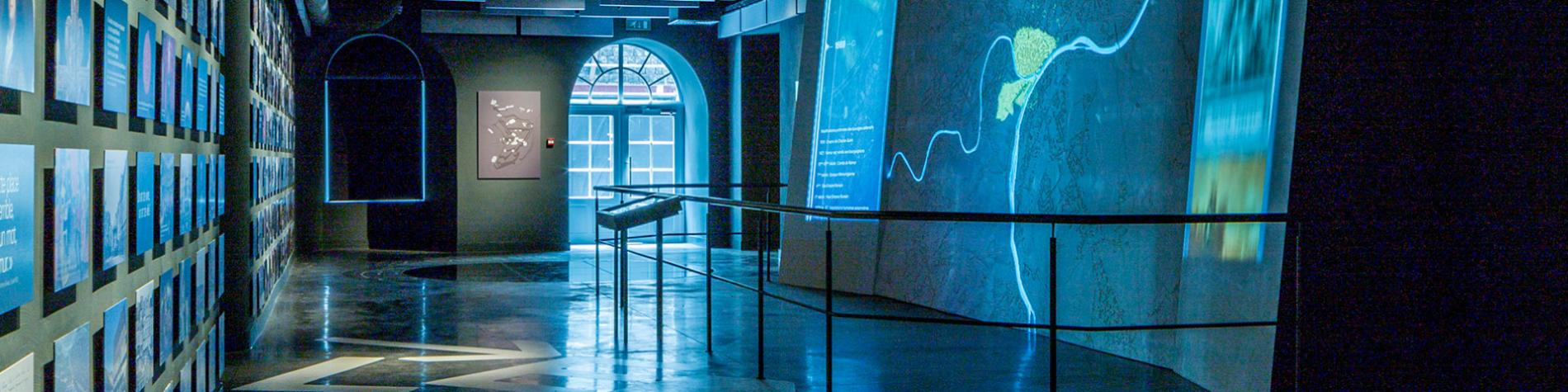 Citadel - Namen - museum - TerraNova - Architectuur - Buitengewoon Wallonië