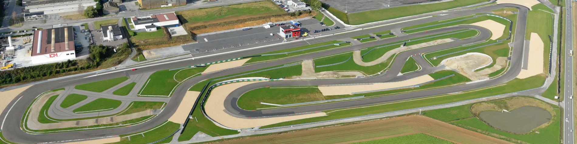 Circuit - auto - moto - Jules Tacheny - Mettet