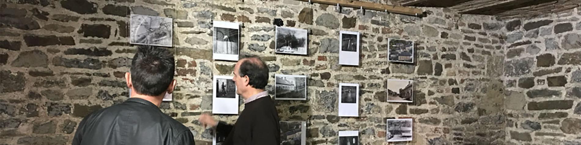 Ancienne fonderie - cloches - Tellin - patrimoine campanaire - cire perdue - exposition photos