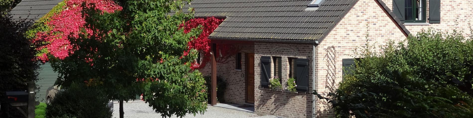Chambre d'hôtes A l'Orée des Bois à Trooz