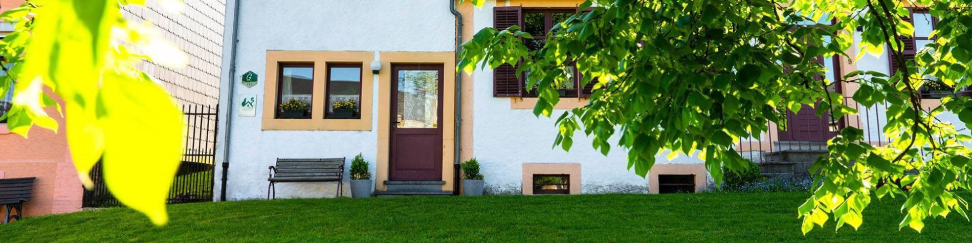 Gîte rural - La Petite Maison - Etalle - 3 épis