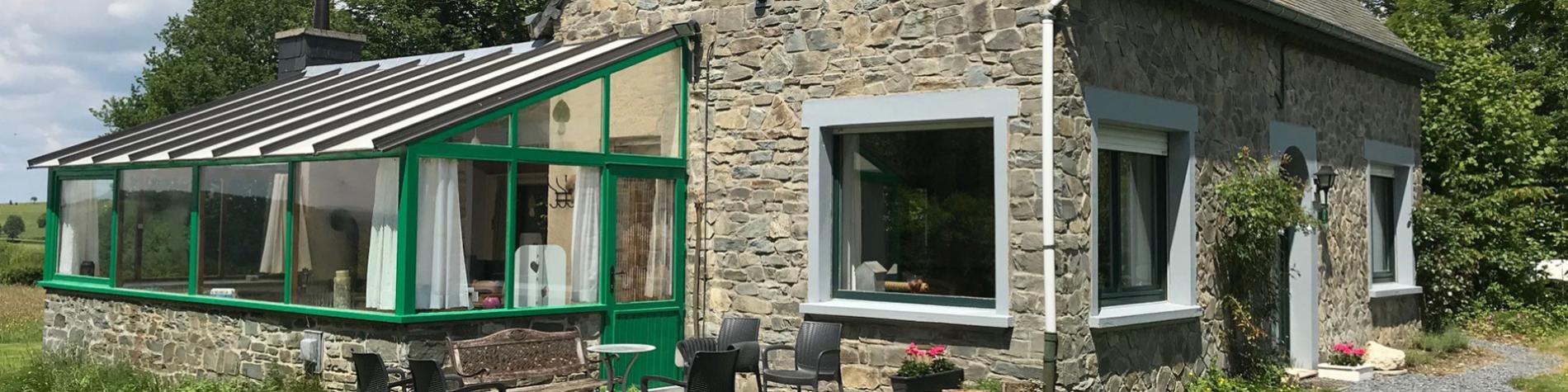 gîte rural - petite maison - chernaudame - auby