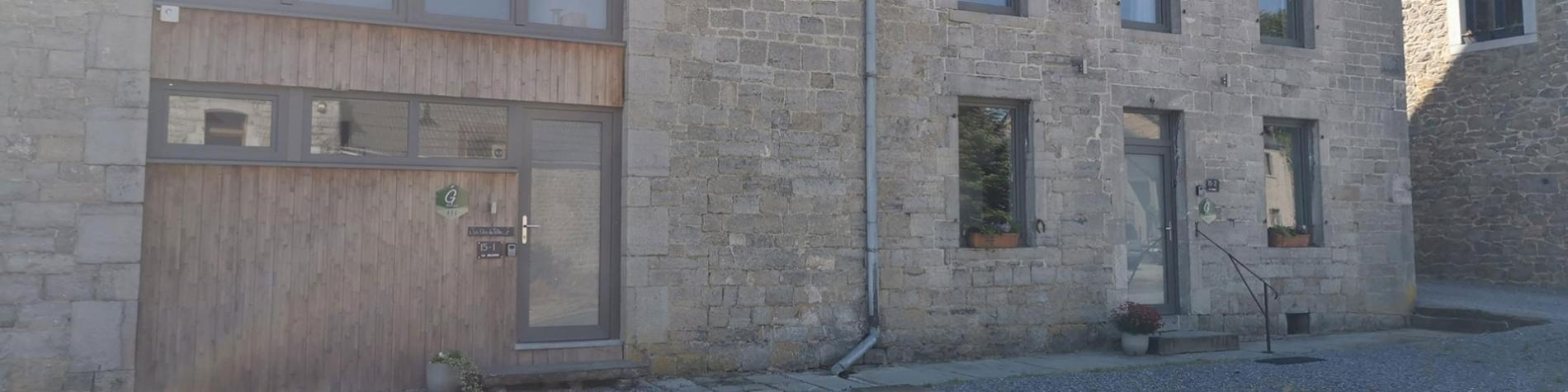 Gîte - Tellin - Le Logis - Chimay