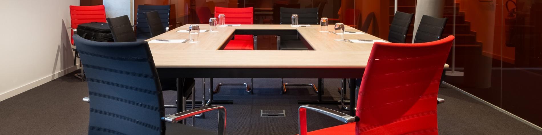 Salle de réunion - Martin's Red