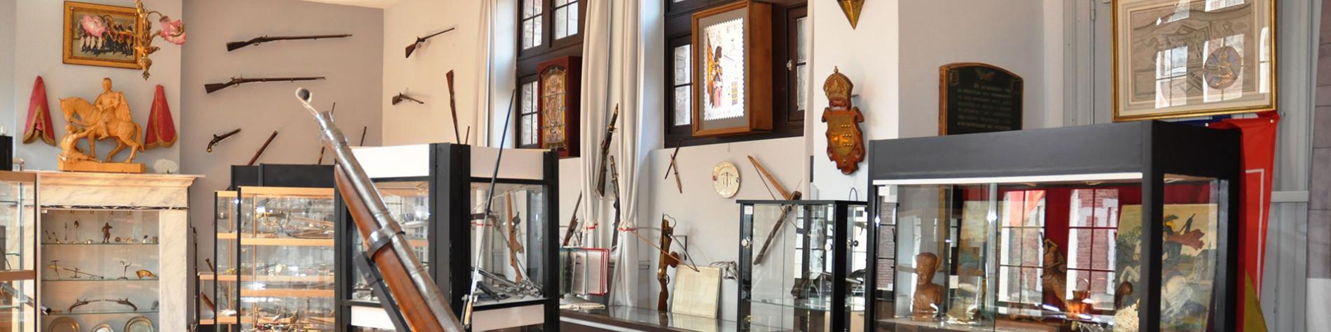 Musée - Compagnie Royale - Anciens Arquebusiers - Visé