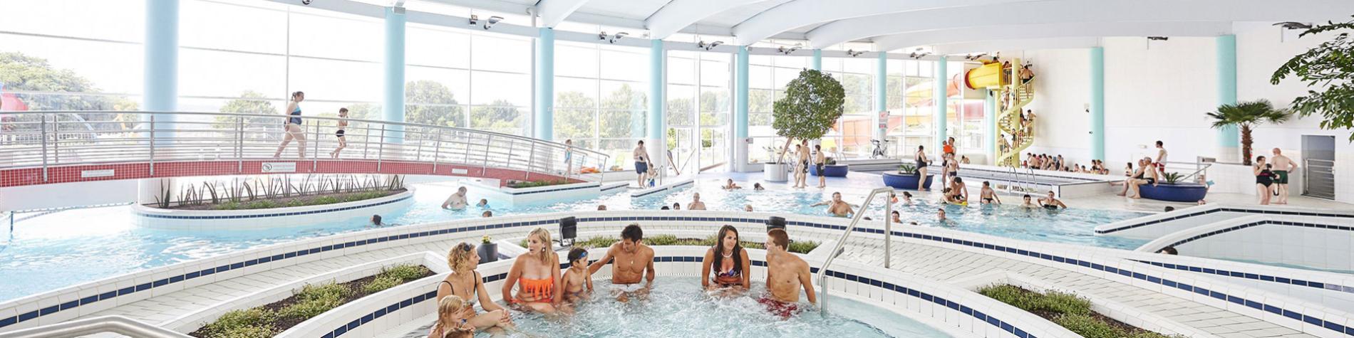 Aquacentre - Lacs de l'Eau d'Heure - parc aquatique - wellness - A l'heure du bien-être