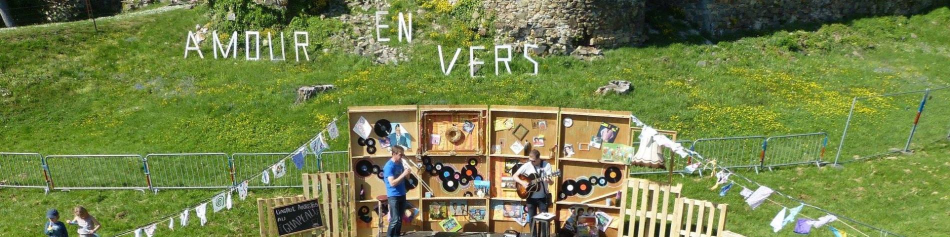 Festival L'Amour en Vers à Walhain