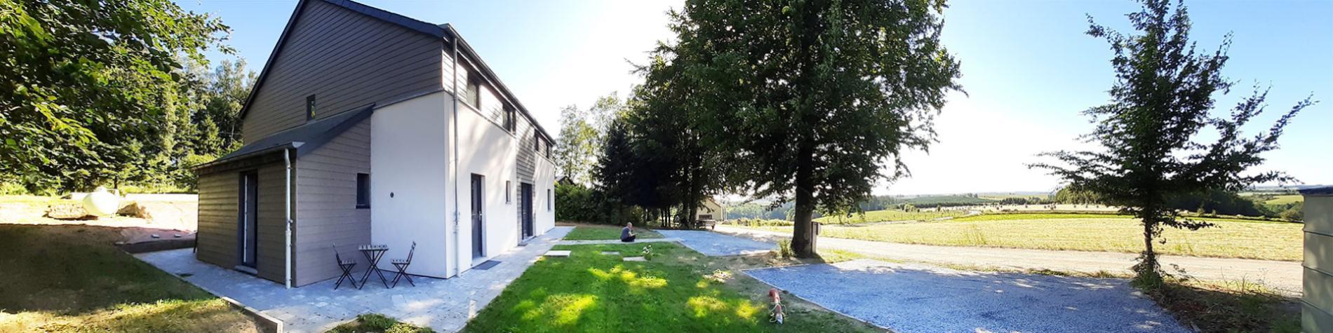 Gîte rural - Ardenne Céleste - Grapfontaine
