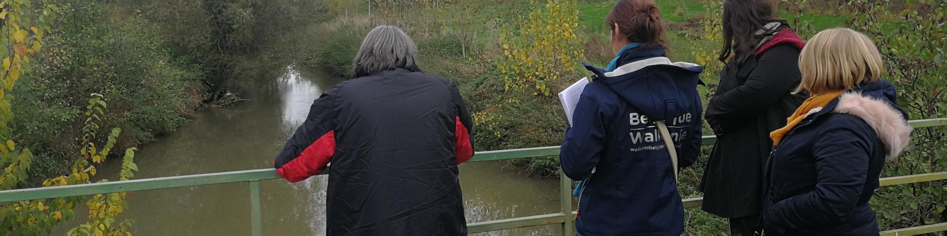 Balade nature-Vallée des Oiseaux-Rebecq