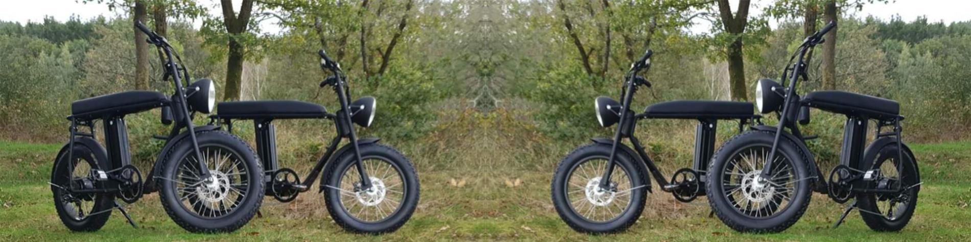 Balades - familiales - guidées - e-Bike - Vintage