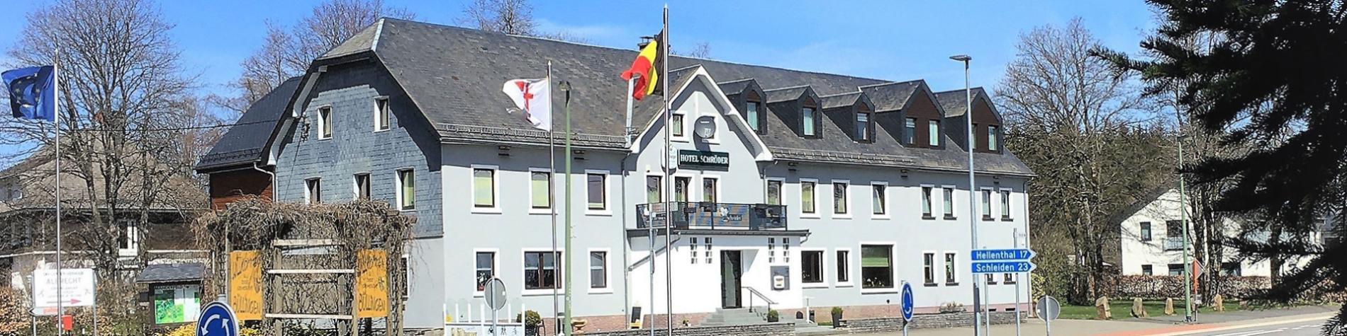 Hotel - Schröder - Bullange