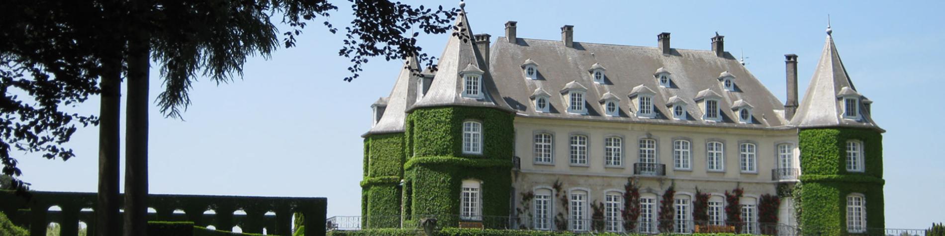 Domaine Régional Solvay - Château - la Hulpe - MICE