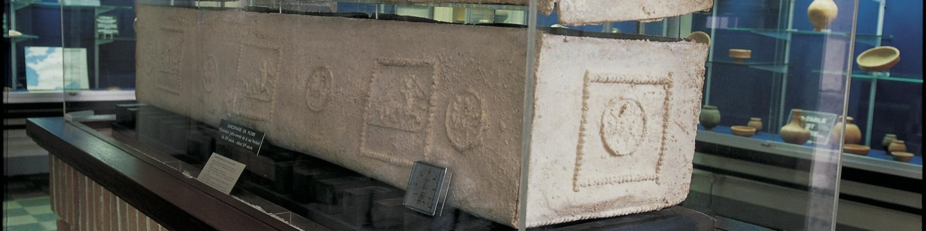 Musée - archéologie - histoire - Tournai