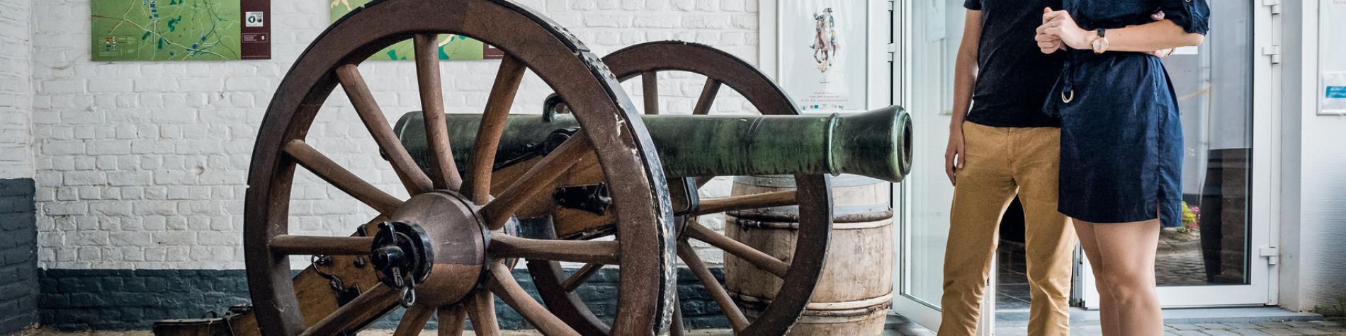 Visitare il Museo Wellington sulla Battaglia di Waterloo - Provincia del Brabante Vallone (Vallonia)