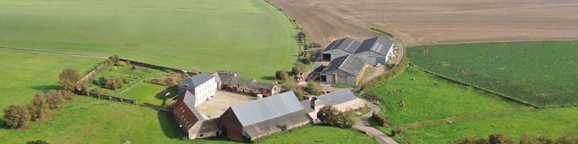 Gîte à la ferme du Passavant - Genappe - ancienne ferme