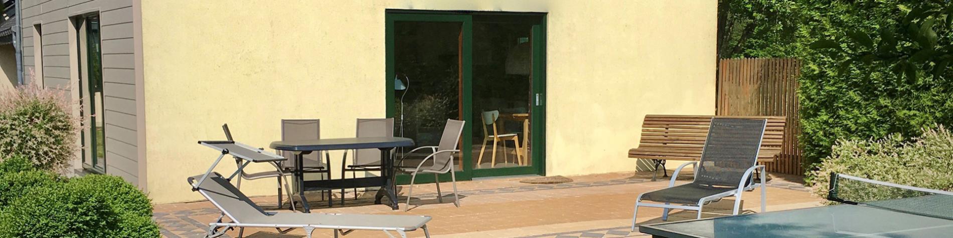 Gîte Rural - Auredubot - Rulles
