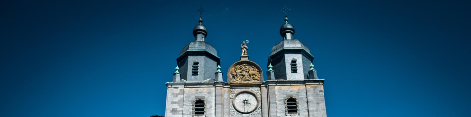 Basilique - Saint-Hubert