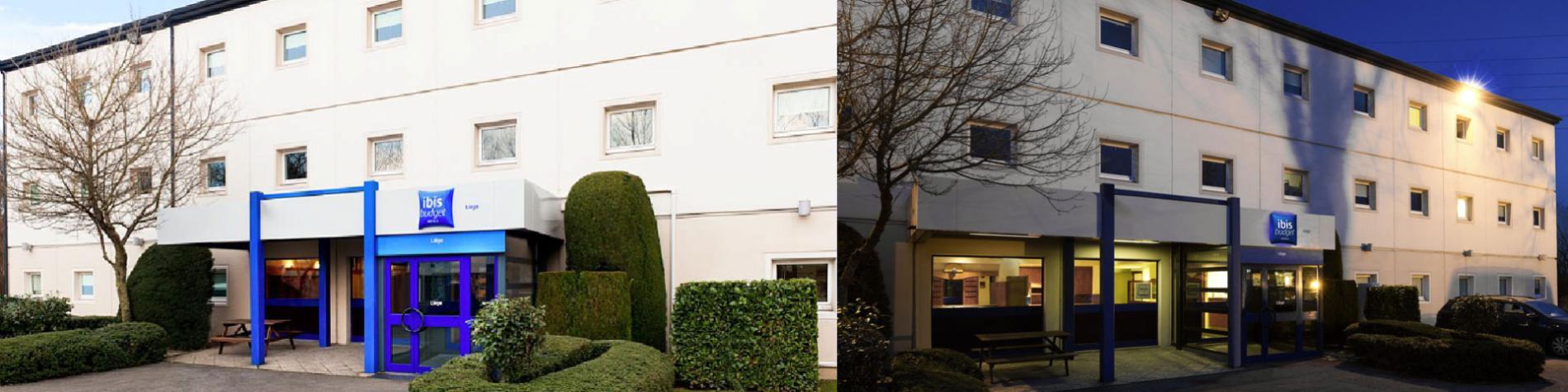 Hôtel - Ibis Budget - Liège
