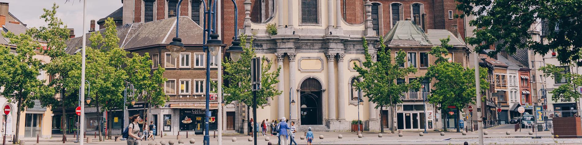 Eglise - Saint-Christophe - Charleroi