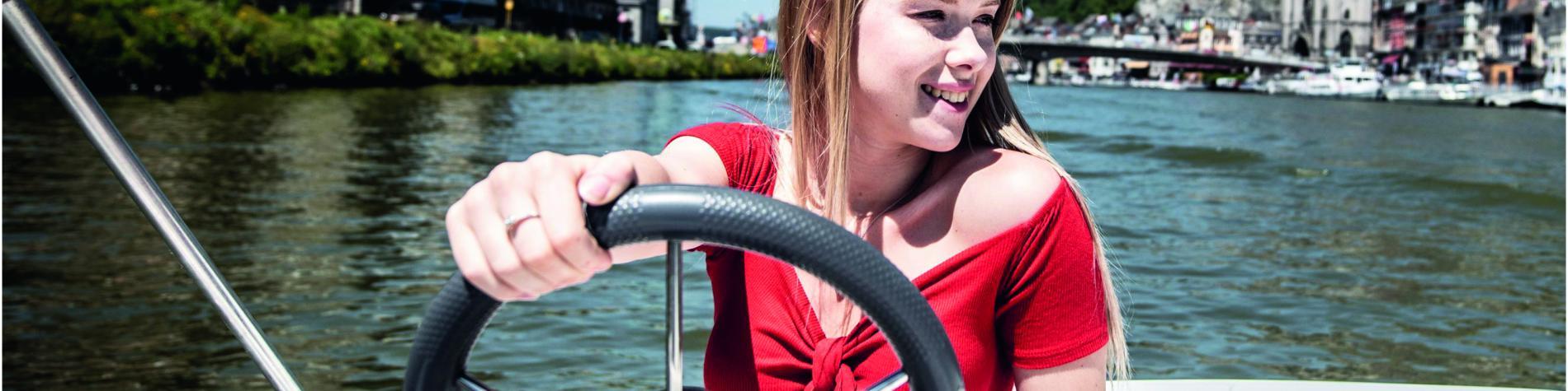 Dinant - Nautique - croisière - location – bateaux électriques