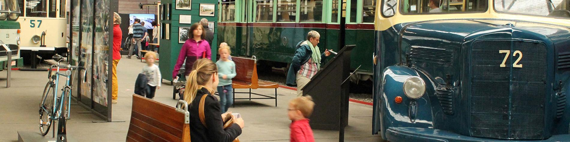 musée - Transports en commun - Wallonie