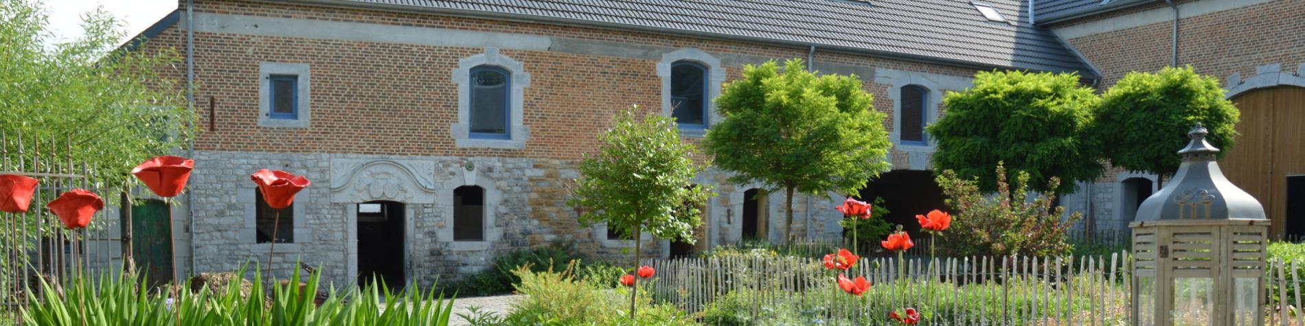 Maison d'hôtes - Les 4 saules - Modave
