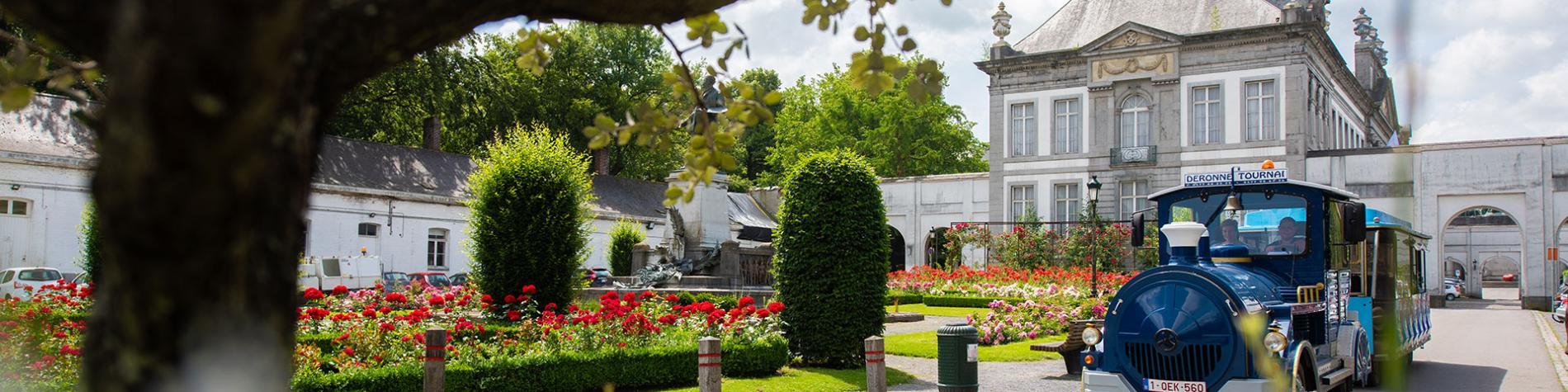 hôtel de ville - Tournai