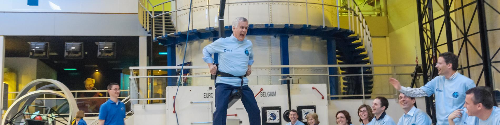 Incentives Eurospace Center Wallonie MICE