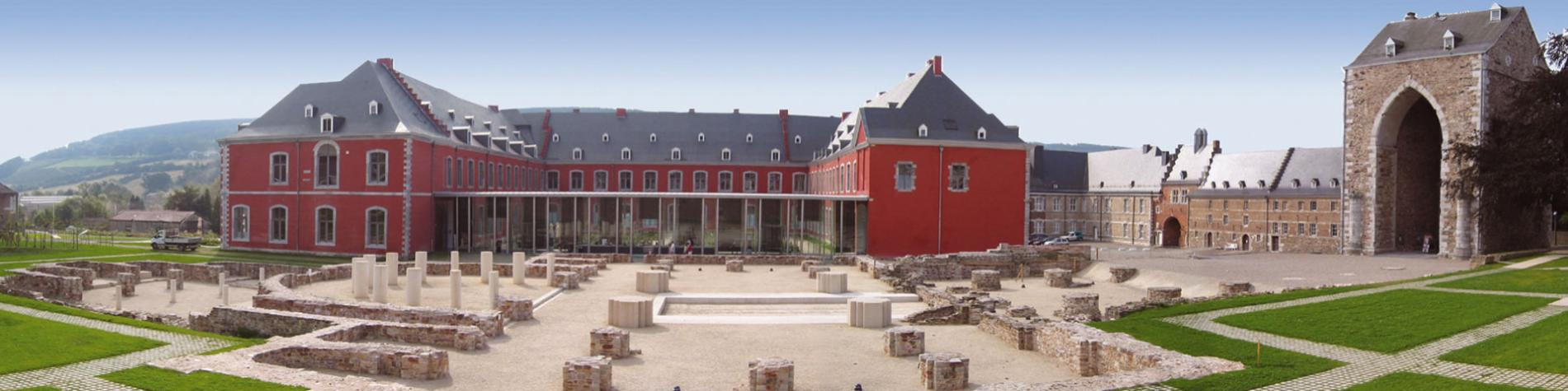 Abbey - Stavelot - Space - Tourism - Culture - Secret Wallonia