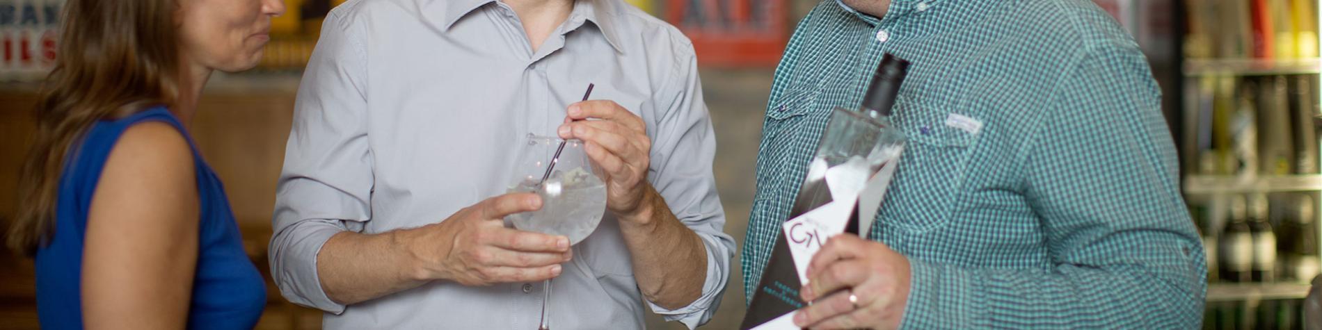 Distillerie - Biercee - gin