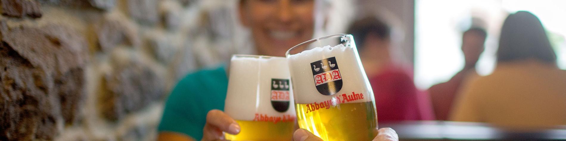 Thuin - au Beffroi Bar - Bière
