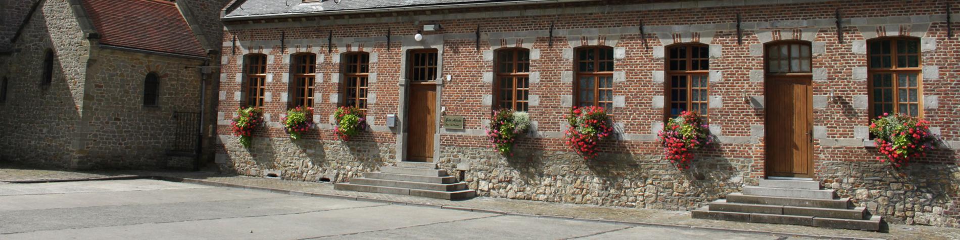 Visitare Aubechies, uno dei Villaggi Più Belli Della Vallonia - Provincia di Hainaut