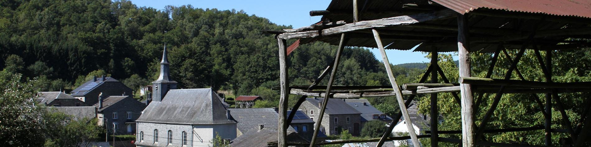 Les plus beaux villages de Wallonie - Laforêt