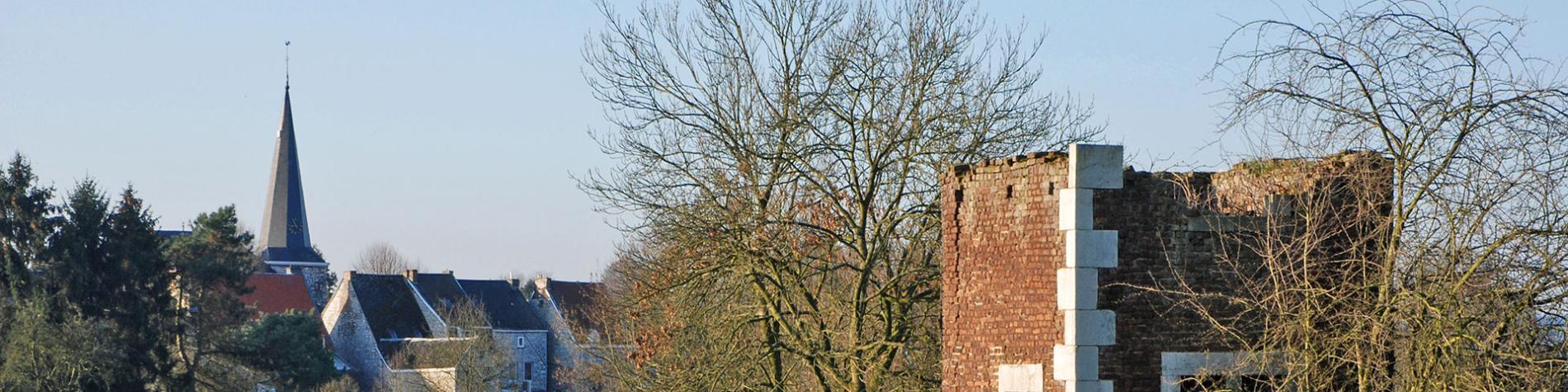 Les plus beaux villages de Wallonie - Olne