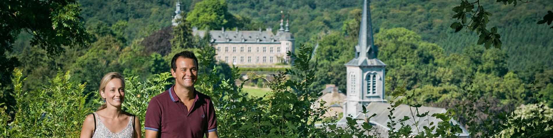 Saint-Hubert - Mirwart - Les plus beaux Villages de Wallonie