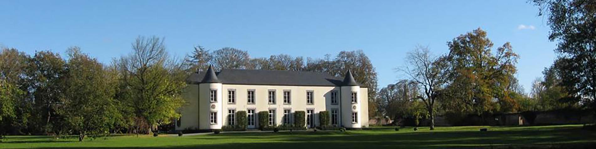 Amon l'Comte - Gîte rural - Hannut - château