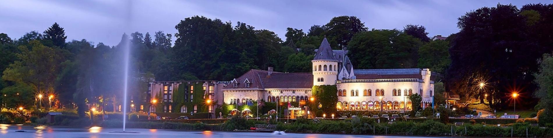 Martin's Hotel - Château - Lac - Genval