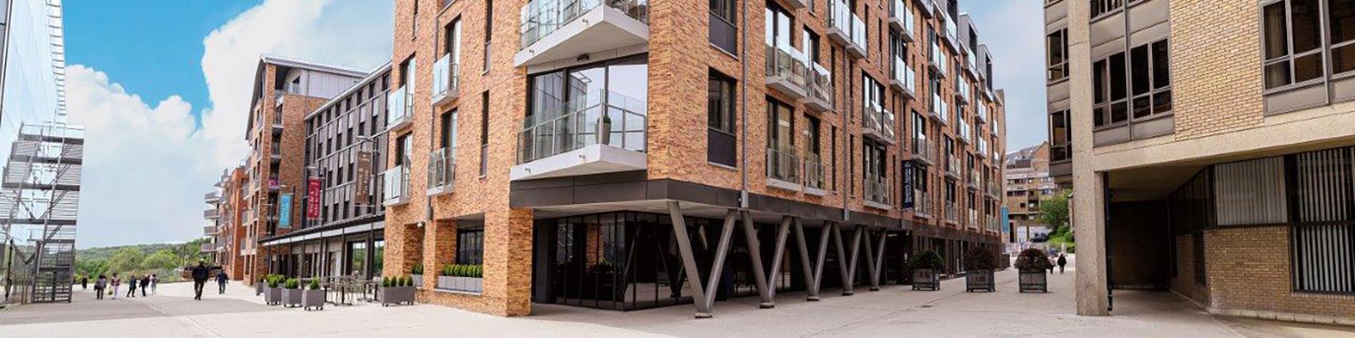 Martin's - All Suites - Louvain-la-Neuve - 102 suites ultra-équipées