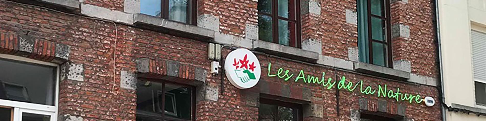 Centre d'hébergement - La Maison Verte - Ath