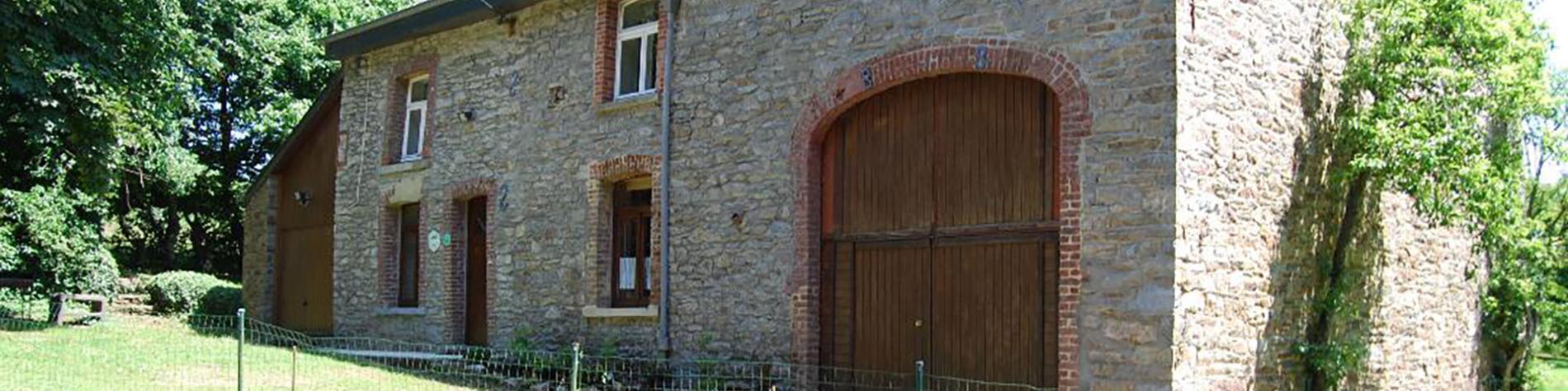 Gîte rural - La Fermette de Bérisménil - La Roche-en-Ardenne - pierre du pays - 9 personnes
