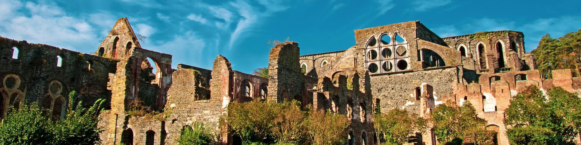 Abbaye de Villers-la-Ville - Ruines