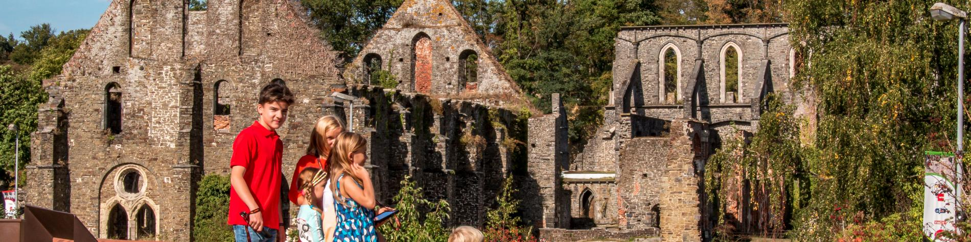 Abbaye de Villers-la-Ville familles-MTBW