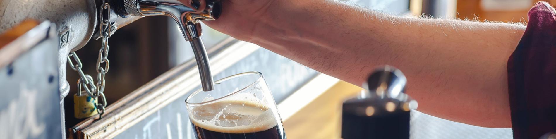 événement brassicole - bière - houblon - malte - stout