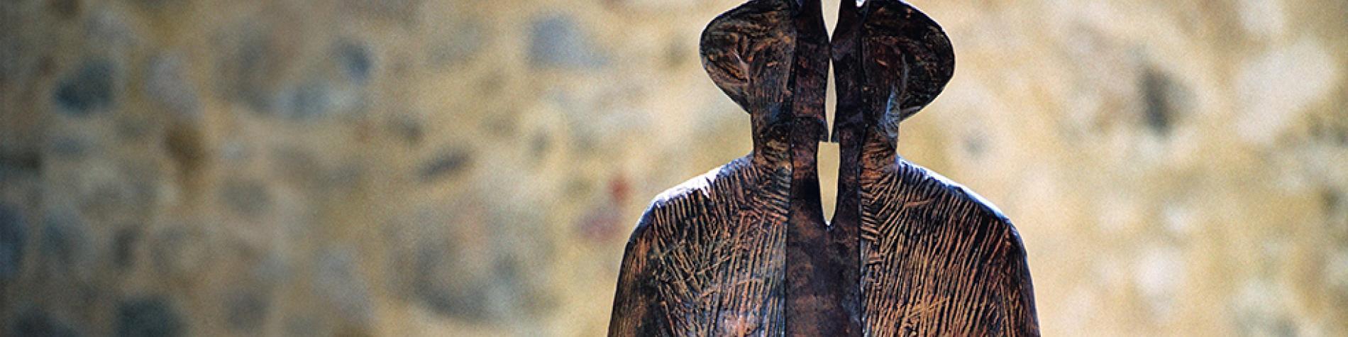 Folon les sculptures