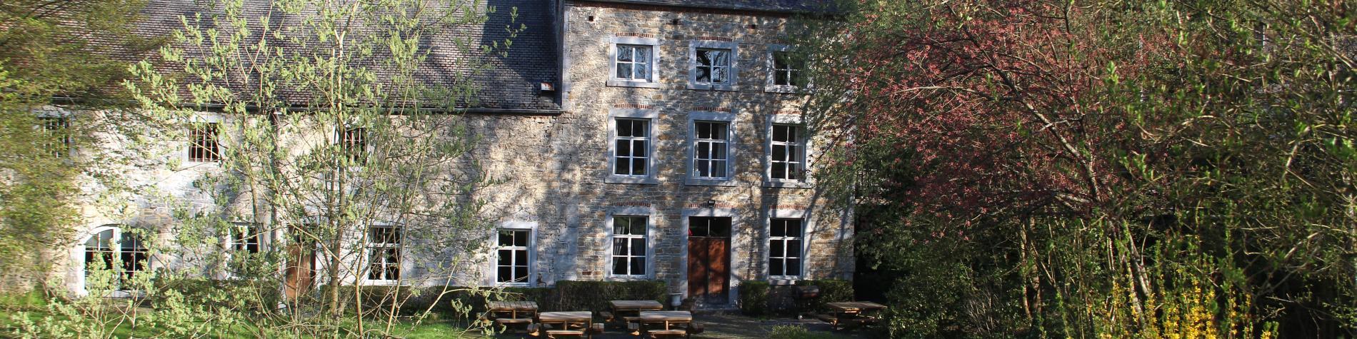 Gîte rural Le Moulin - Annevoie