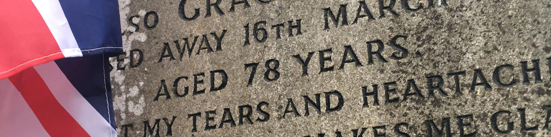Arthur Frederick Carter - memorial 14-18