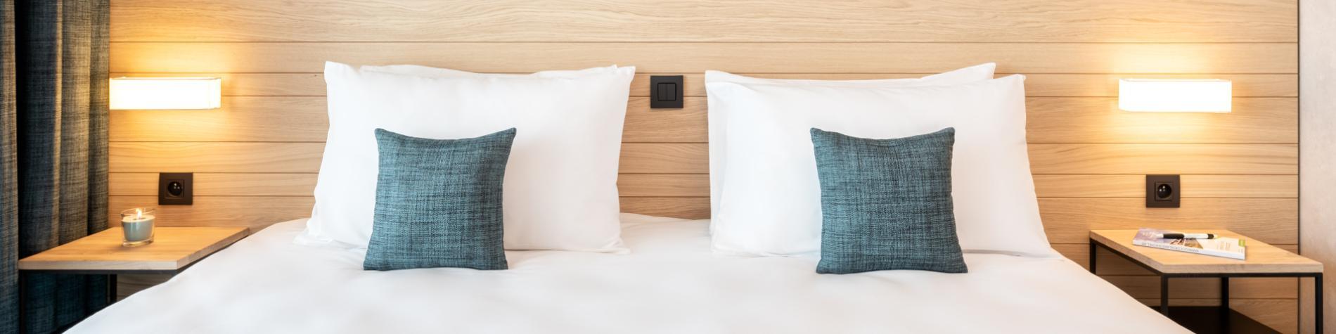 Hôtel - Best Western Plus Golden Lakes - Froidchapelle