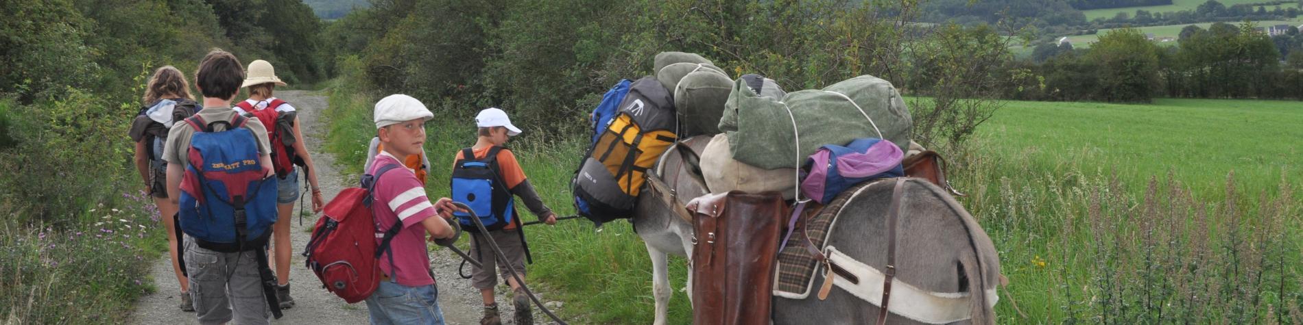 Les Balad'ânes de l'Hermeton - Sautour