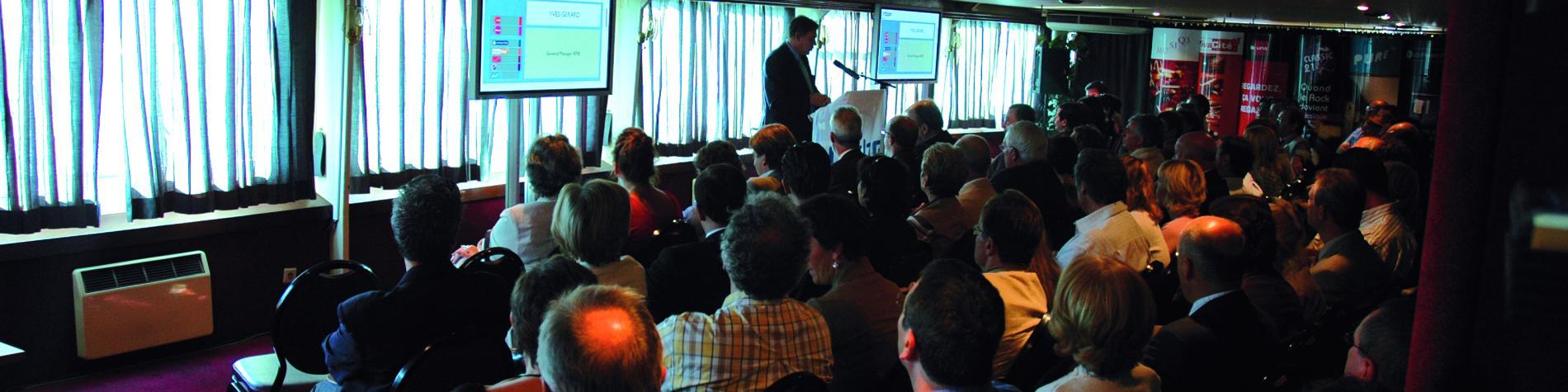 Croisière Pays de Liège bateau pour réunion séminaires et conférences en Wallonie Special Venues