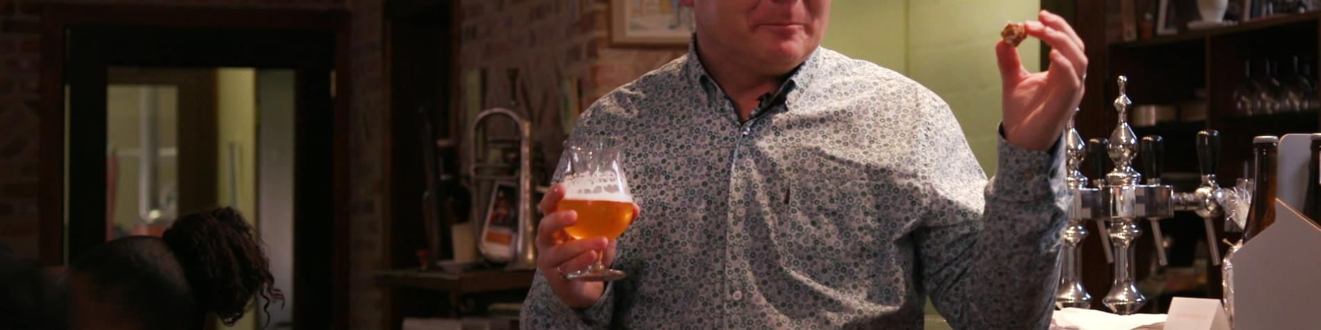 Foodpairing bière et chocolat - Discover Belgium